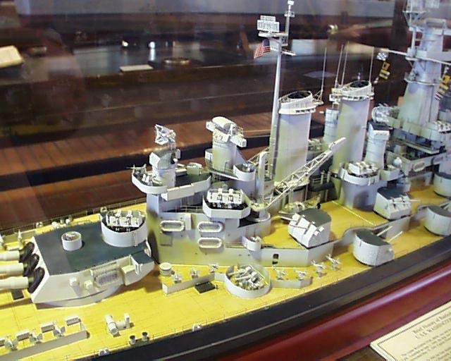 Scale Shipyard Battleship Hulls and Sets